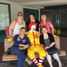 Ronald McDonald House May 2016